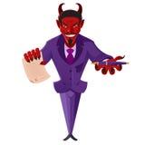 Devil Royalty Free Stock Photography