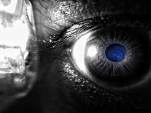 Devil& x27; s眼睛2 免版税图库摄影