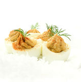 Deviled Eggs 2 Royalty Free Stock Photography