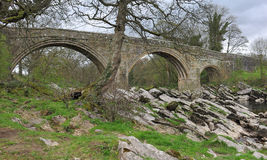 Devils Bridge, Kirkby Lonsdale Stock Photography