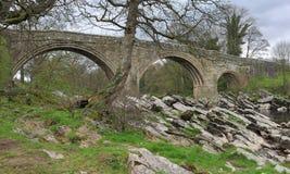 Devils Bridge, Kirkby Lonsdale Stock Photography