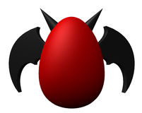 Devils egg Stock Images
