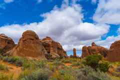 Free Devils Garden Royalty Free Stock Photography - 41144807