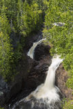 Devils Kettle Falls Royalty Free Stock Image