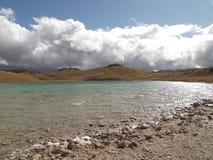 The Devils Lake-Vražje jezero Royalty Free Stock Images