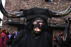 Devils LUZON  Carnival. SPAIN Stock Photos