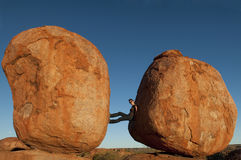 Free Devils Marbles Royalty Free Stock Photo - 11418175