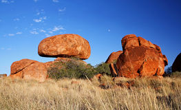 Devils Marbles Royalty Free Stock Photo