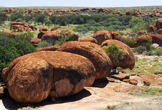 Devils Marbles stock photos