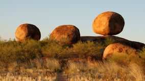 Free Devils Marbles Stock Photos - 26684583