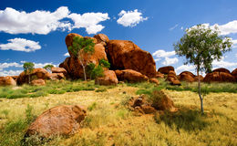 Free Devils Marbles Stock Photo - 9643810