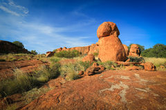 Devils Marbles, Northern Territory Australia Royalty Free Stock Photos
