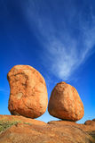 Devils Marbles , Northern Territory Australia Royalty Free Stock Images