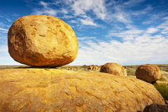 Devils Marbles Royalty Free Stock Image