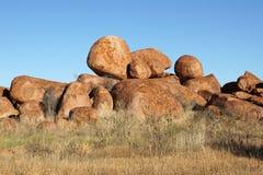 Devils Marbles, Northern Territory, Australia Stock Photo