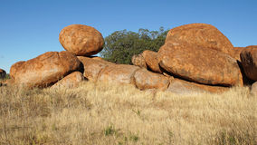Devils Marbles, Northern Territory, Australia Stock Images