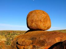 Devils Marbles, Nothern Territory, Australia Stock Image