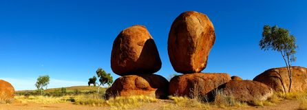 Devils Marbles, Nothern Territory, Australia Stock Images