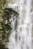 Devils Punchbowl waterfalls Royalty Free Stock Photo