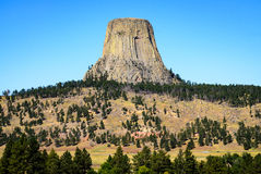 Free Devils Tower Stock Image - 65037691