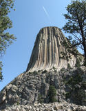 Devils Tower Royalty Free Stock Photos