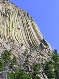 Devils Tower National Monument, Black Hills royalty free stock photography