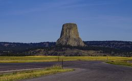 Devils Tower National Monument Wyoming stock photos