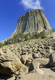 Devils Tower National Monument, Wyoming Stock Photos