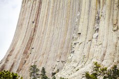 The Devils Tower National Monument Stock Images