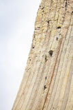 The Devils Tower National Monument Stock Photo