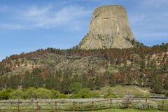 Devils Tower Stock Images