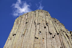 Devils Tower, top attraction in Wyoming State, USA. Stock Photo