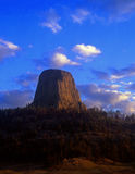 DevilsTower#11 Stock Photos