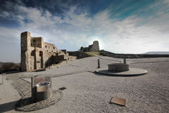 Devin城堡 库存照片