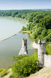 Devin Castle Royalty Free Stock Images