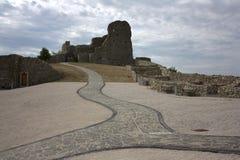 Devin Castle - Bratislava Stock Image