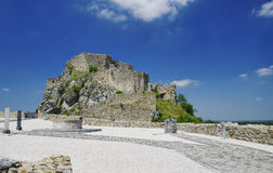 The Devin castle Royalty Free Stock Image