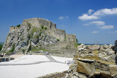 Devin Castle Royalty Free Stock Image
