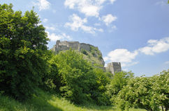 Devin Castle Stock Photography