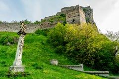 Devin Castle Slovakia 38 stock photo