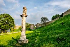 Devin Castle Slovakia 41 royalty free stock photo