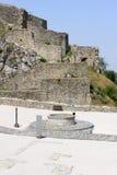 Devin castle near Bratislava Royalty Free Stock Images