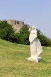 Devin castle near Bratislava. Slovakia Stock Photos