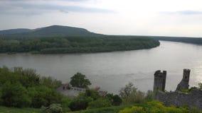 Devin Castle Slovakia 07 lager videofilmer