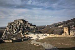 Devin Schloss Lizenzfreies Stockfoto