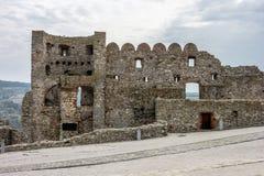 Devin slott Arkivbild