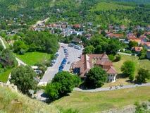 Devin-Stadt, Slowakei Stockbilder