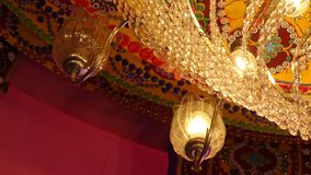 Devine Lamp stock image