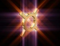 Devise de symbole monétaire Images stock