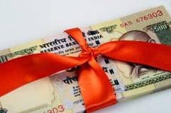 Devise indienne images libres de droits